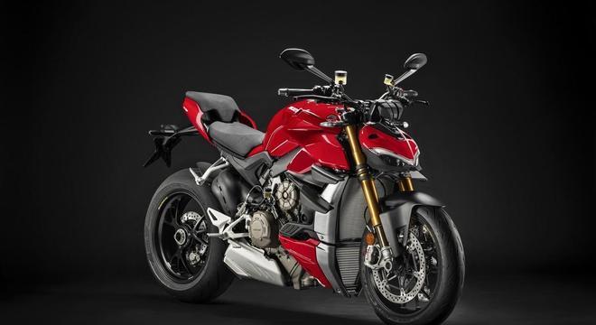 Ducati Streetfighter V4: visual anabolizado que veremos no Brasil