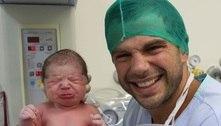 Duda Nagle relembra nascimento de Zoe: 'Momento emocionante'