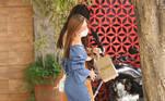 Leia mais:Leyla Blue elogia coragem de Duda Reis após vídeo viral no TikTok