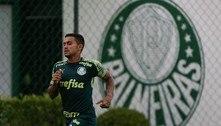 Dudu volta hoje. E o Palmeiras o quer nas oitavas da Libertadores