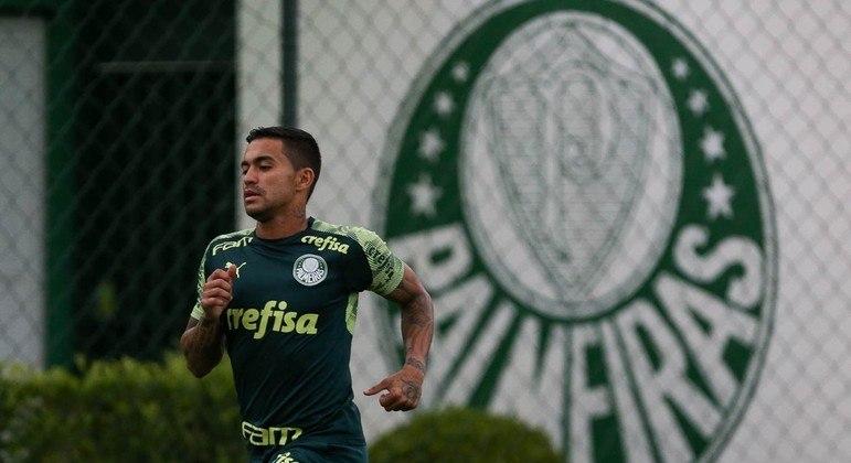 A volta de Dudu ao Palmeiras está marcada para hoje. Clube o quer nas oitavas da Libertadores