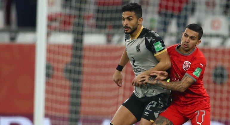 Participação fraca de Dudu no Mundial pesou para Al Duhail não contratá-lo