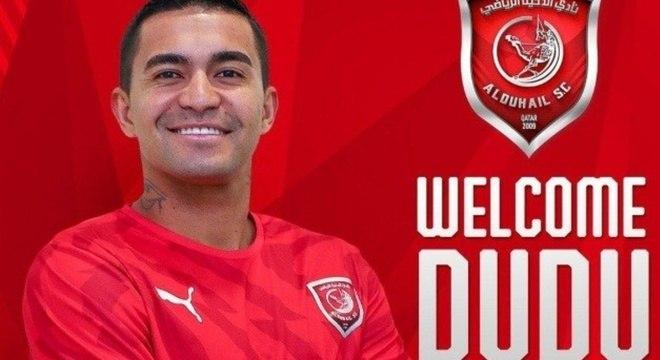 Dudu, melhor jogador do Palmeiras, emprestado para o Qatar. Como assim?