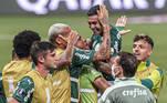Em sua volta, Dudu confirma as expectativas criadas pelo torcedor palestrino, que, durante a temporada passada, com o time embalado na Libertadores e Copa do Brasil, se pegou pensando em muitas oportunidades: 'Imagina o Dudu nesse time?'