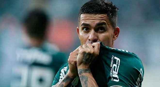 Dudu deu sua palavra de honra. 'Um dia eu volto para o Palmeiras'