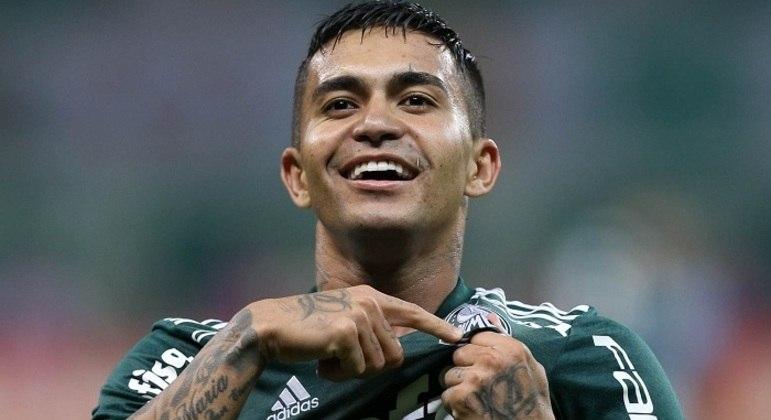 Dudu está no Qatar para resolver sua situação. Há otimismo no Palmeiras por retorno