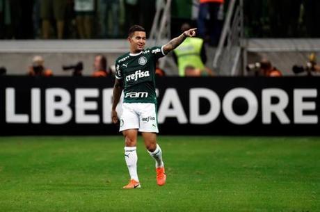 Dudu é o artilheiro do Palmeiras no século