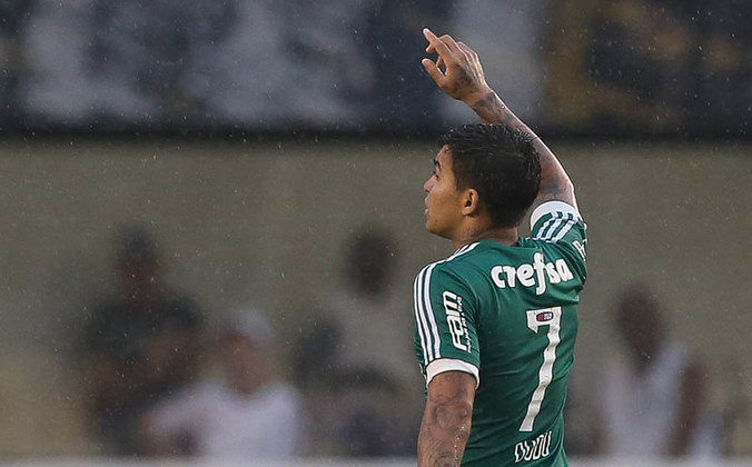 Dudu, ex-jogador do Palmeiras, atuou em oito partidas no estadual, tendo marcado dois gols, uma média de 0,3. Teve uma média de 2 finalizações por jogo e somou quatro grandes chances perdidas, com taxa de conversão de 12,5% em gol.