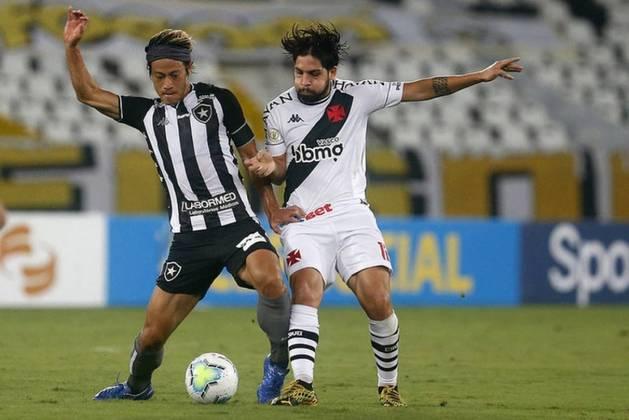 Duelos contra o Vasco - Pela terceira fase da Copa do Brasil, o Botafogo teve pela frente dois clássicos contra o Gigante da Colina. Apesar do jogo truncado e de baixa qualidade técnica, Honda foi um dos destaques dos confrontos, com muita qualidade.
