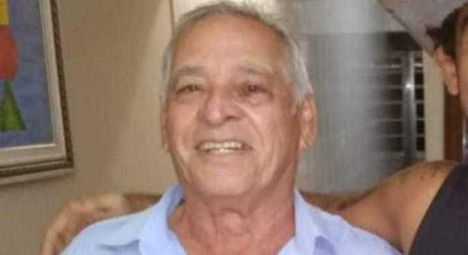 Duicelio Luiz Ferreira, de 83 anos, está desaparecido há 4 dias