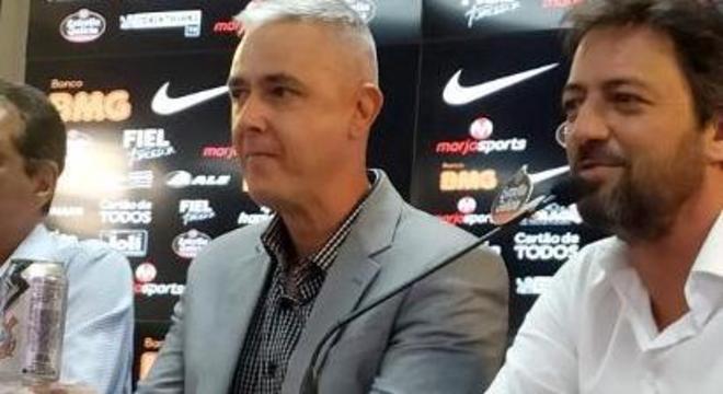 Duílio se comprometeu publicamente. Deixou claro que deseja Tiago Nunes
