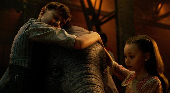 Dumbo é mais um remakes live action de animações da Disney