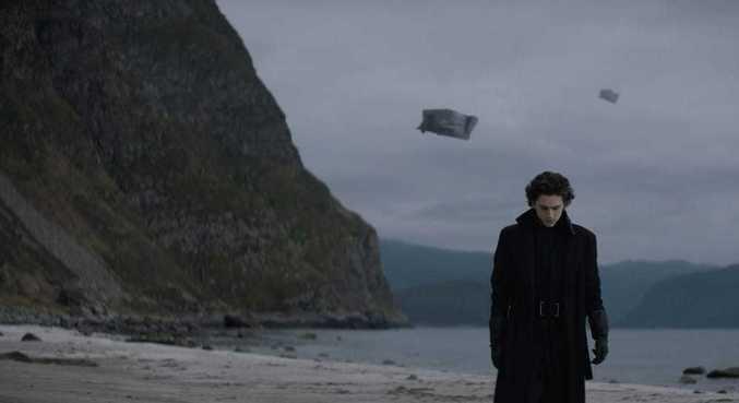 Remake de 'Duna' foi exibido pela primeira vez no Festival de Cinema de Veneza