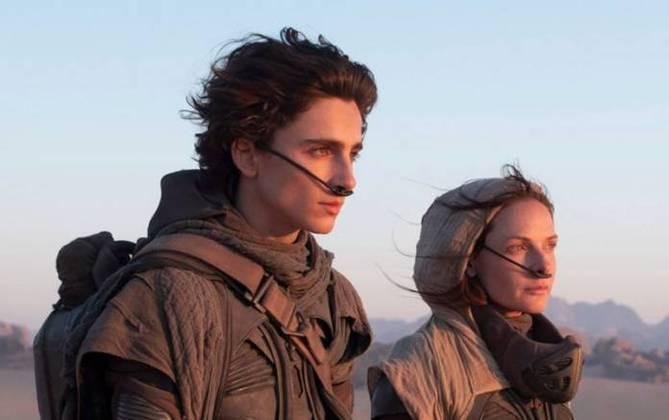 Programado para ser lançado em dezembro de 2020, a nova adaptação do romance Dunaficou para o final deste ano