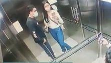Dupla furta apartamento em São Paulo e tira 'selfie' no elevador