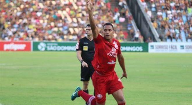 Dupla marcou os gols alvirrubros no empate em 2x2 que garantiu o título da Série C para o Timbu