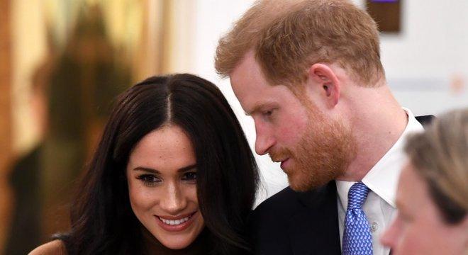 Duque e duquesa de Sussex estão casados desde maio de 2018