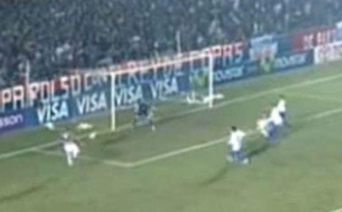 Durante a fase de grupos da edição de 2008 da Libertadores, os dois times se enfrentaram. No primeiro turno, no Uruguai, as equipes empataram sem gols.