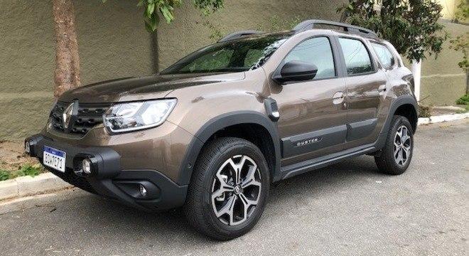 Renault realiza promoção para SUV Duster