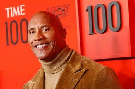 The Rock está no topo de lista da Forbes