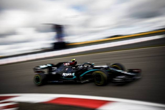 É a 14ª pole do piloto finlandês na Fórmula 1