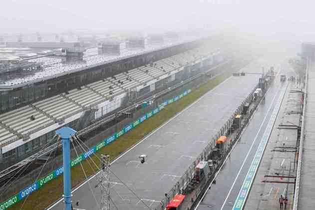 É a primeira vez desde 2013 que Nürburgring recebe a F1