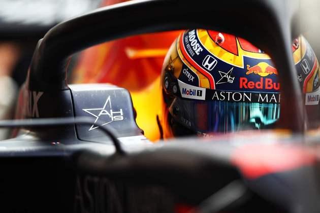 É este o fim de semana em que Albon consegue afastar as críticas e tirar o máximo da Red Bull? (Foto: Getty Images/Red Bull Content Pool)