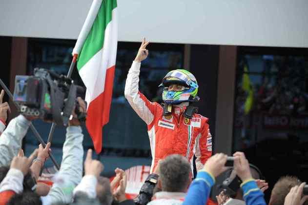 É impossível falar da história do GP da Turquia sem mencionar Felipe Massa. Confira a galeria especial das vitórias do brasileiro:(Por GRANDE PRÊMIO)