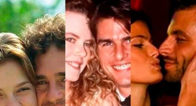 É muito comum relacionamentos entre celebridades. Tão frequente que alguns começam e acabam sem que ninguém saiba ou lembre. Porém, muitos deles resultaram em filhos. Confira dez casais famosos que foram pais juntos!