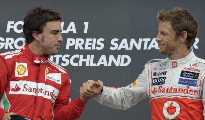 E não demoraria muito para essa ser uma dupla no grid da F1