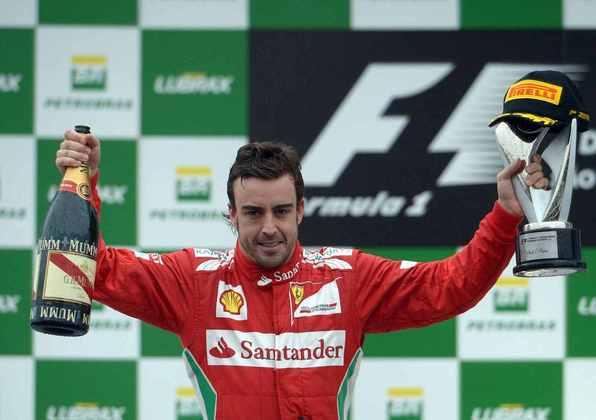 E o espanhol conseguiu brigar pelo título em 2010, 2012 e 2013