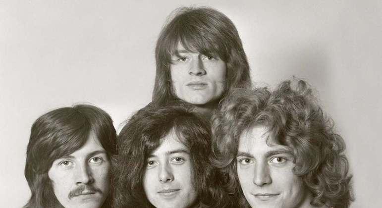 É provavelmente a maior banda de rock da década de 1970. Canções como