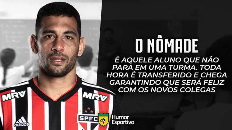 E se o Diego Souza fosse aluno no colégio dos boleiros?