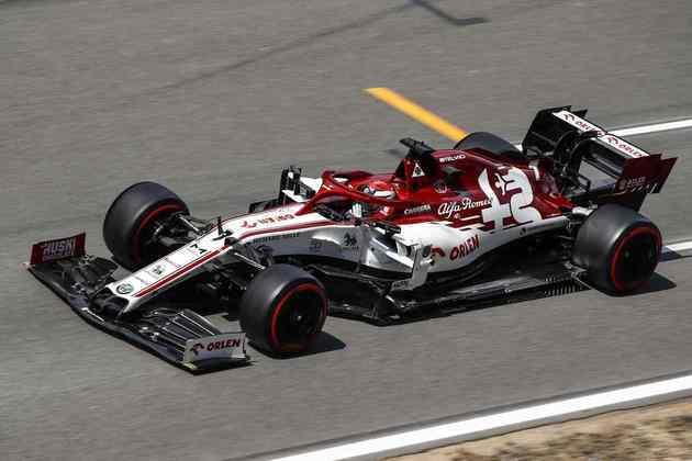 É também a primeira vez que a Alfa Romeo chega ao Q2 na temporada