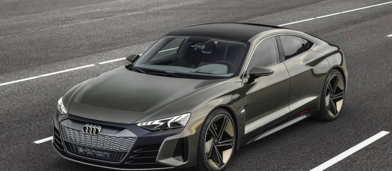 e-Tron GT também será oferecido aqui em 2021