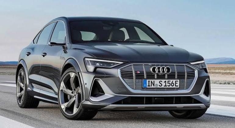 A Audi anunciou hoje (22), que o elétrico e-tron S Sportback acaba de entrar em pré-venda no país