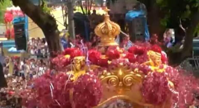 É uma procissão católica de Belém, no Pará. A caminhada começa na Catedral de Belém e vai até a Praça Santuário de Nazaré. A imagem de Nossa Senhora de Nazaré fica exposta por 15 dias para que os fiéis façam pedidos e agradeçam. A celebração acontece em outubro.
