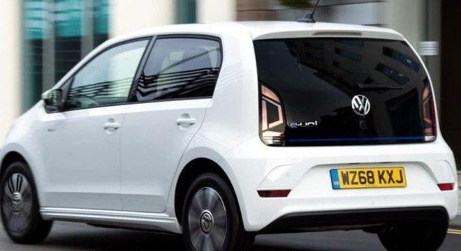 VW e-Up! é um forte candidato a desembarcar por aqui
