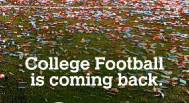 EA anuncia volta de série NCAA, dedicada ao futebol americano universitário