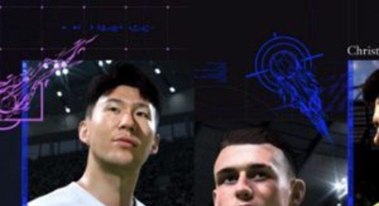 EA revela notas de Menino Ney, Casemiro, Mbappé e outros em FIFA 22