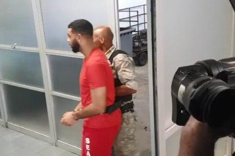 Earvin Ngapeth foi preso em BH