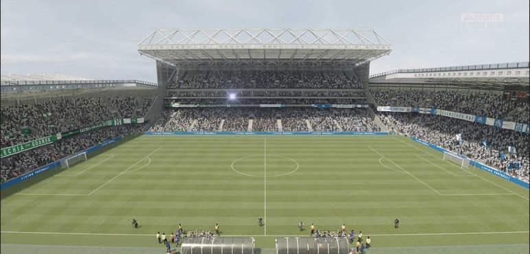 Eastpoint Arena - Genérico