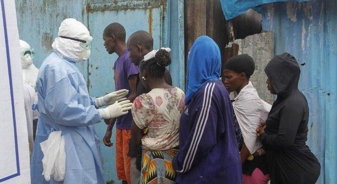 República Democrática do Congo registrou surto da doença, com 33 mortes