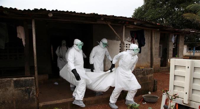 Na última epidemia, mais de 11 mil pessoas morreram na África entre 2014 e 2016