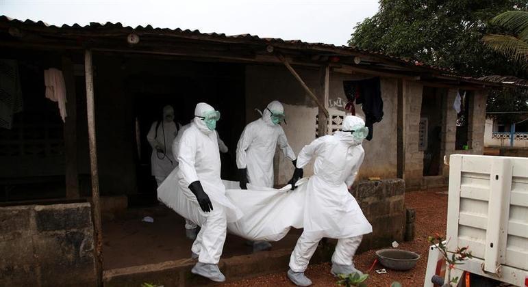 Países da África voltaram a registrar casos de infecção e morte pelo vírus ebola