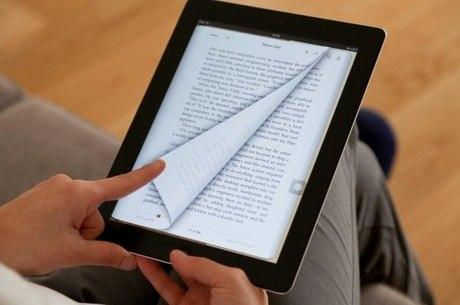 A venda de ebooks no Brasil teve um crescimento significativo