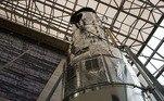 O fenômeno foi usado para o telescópio usar a Lua como um 'espelho gigante' da luz solar, filtrada através da atmosfera terrestreLEIA TAMBÉM: Hora de dar adeus: Microsoft marca data para o fim do Internet Explorer