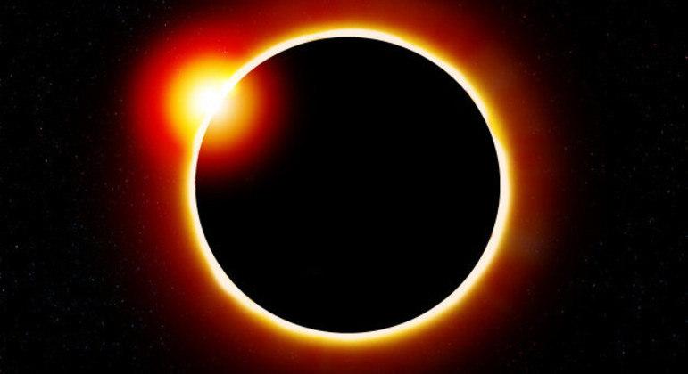 Eclipse não será visto do Brasil