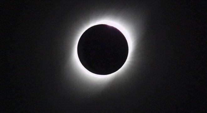 Em 2019, um eclipse solar total pode ser observado na Argentina