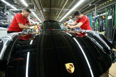 Economia da Alemanha cresceu  a nível recorde no 3º tri